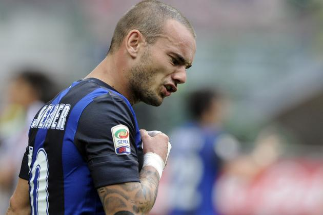 Inter 'will Not Select' Sneijder