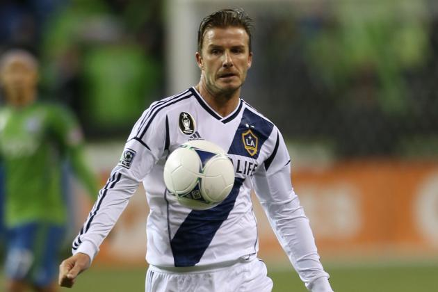 David Beckham Interested in New York Cosmos Role