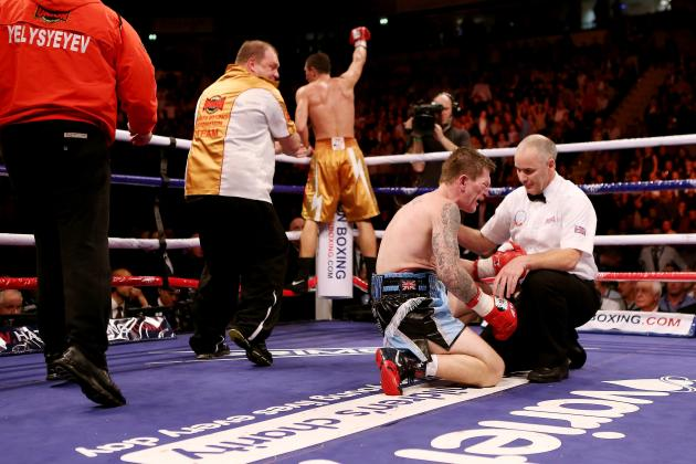 Ricky Hatton's Loss Shows Risk of Coming Back After Long Layoff
