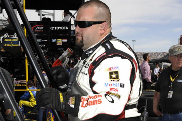 Stewart-Haas Racing Crewman Mourns Loss of His Son