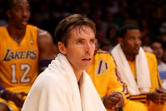 Lakers News: Steve Nash's Health Will Continue to Be an Issue for Lake Show
