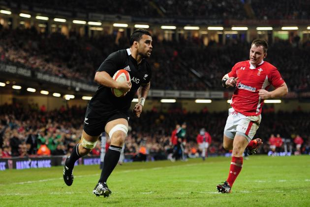 Rugby: All Blacks Too Good for Woeful Wales