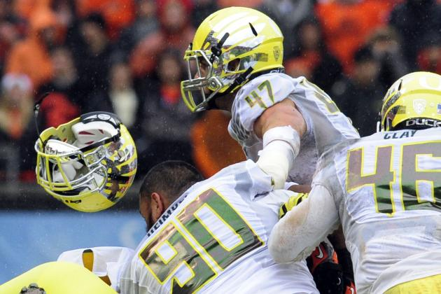 Oregon vs. Oregon State: Live Scores, Analysis and Results