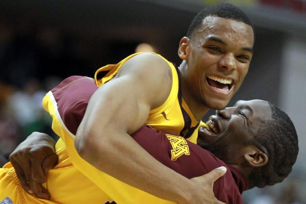 Why NBA Fans Should Watch the Minnesota Gophers This Year