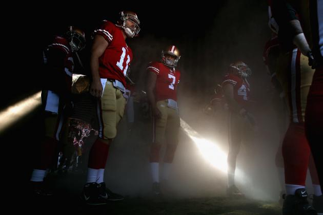 49ers vs. Saints: Big Game for Colin Kaepernick Would Make Alex Smith Expendable