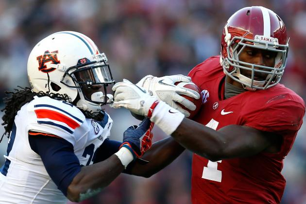 Auburn vs. Alabama: Embarrassing 2012 Iron Bowl Is Worst in History