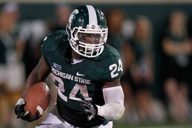Michigan St. Claims Spot in Bowl as Bell Shines