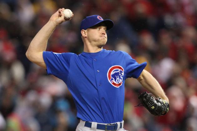 Michael Bowden Hoping to Join Cubs' Rotation in 2013