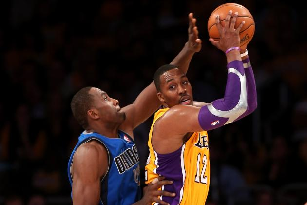 L.A. Lakers vs. Dallas Mavericks: Live Score, Results and Game Highlights