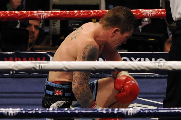 Hatton's Trainer: Ricky Looked Old in Later Rounds