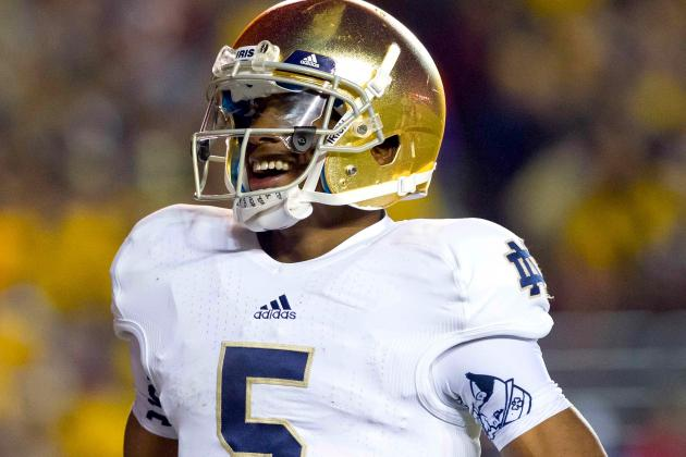 Notre Dame vs. USC: Live Scores, Analysis and Results