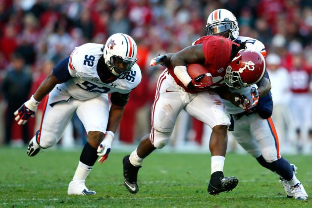 Auburn vs. Alabama: Tide's Rout of Tigers Feels Empty