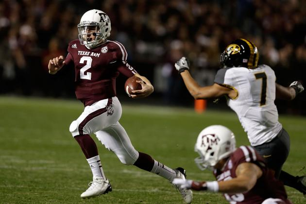 Missouri Tigers vs. Texas A&M Aggies: Live Scores, Analysis and Results