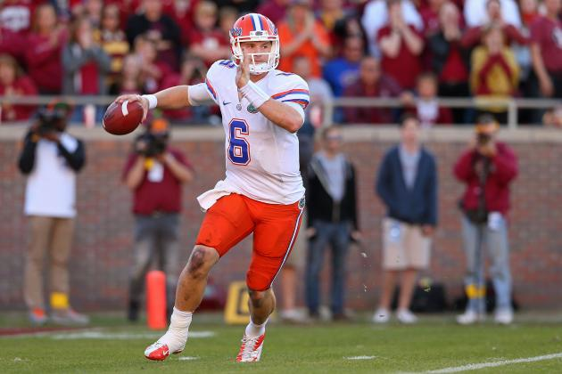 Florida Football: Why Jeff Driskel Is on His Way to Elite SEC Stardom