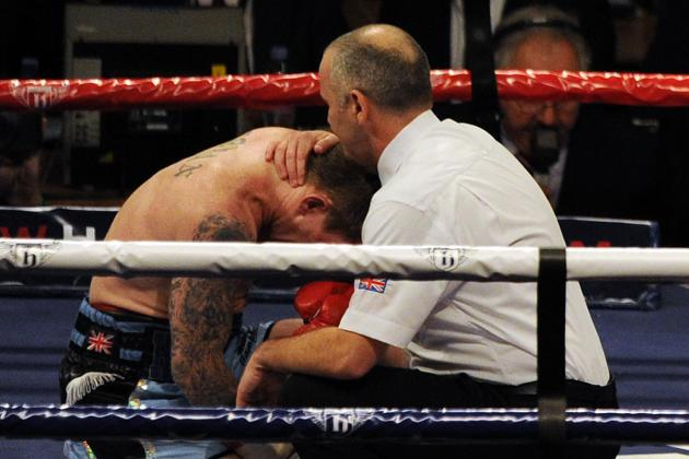 Ricky Hatton Retires from Boxing After Crushing Loss