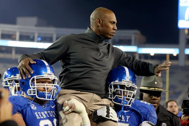 Defensive Coordinator Questions Firing of Head Coach Joker Phillips