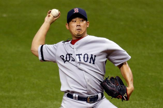 Daisuke Matsuzaka Interested in Pitching for Padres