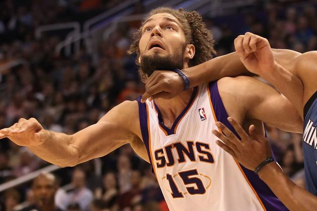 Robin Lopez Grateful for 'Opportunity' in New Orleans