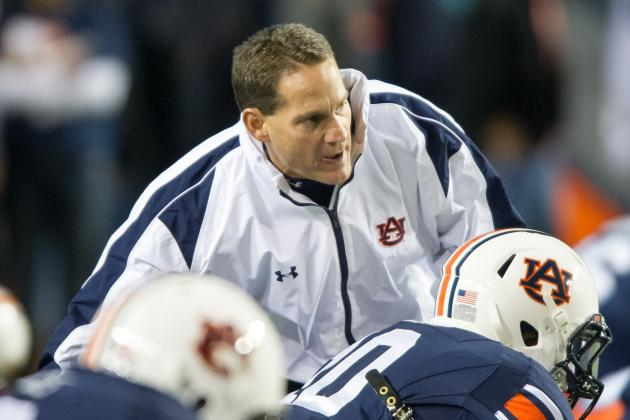 Auburn's Players Say They Want Gene Chizik Back