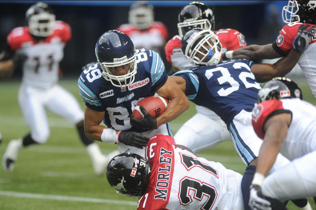 Grey Cup 2012: Calgary Stampeders Will Knock off Toronto Argonauts