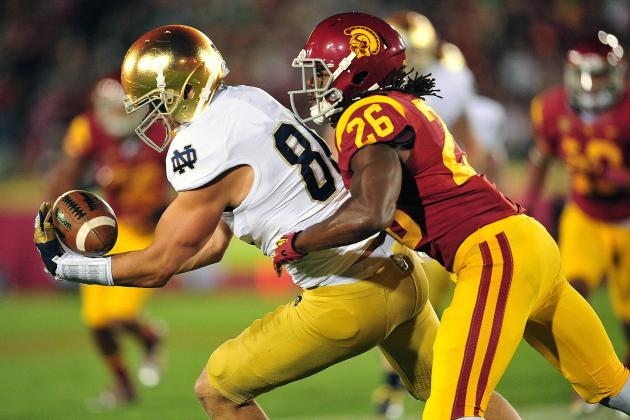 Week 13 College Football Live: Notre Dame vs. USC, Florida vs. Florida St & More