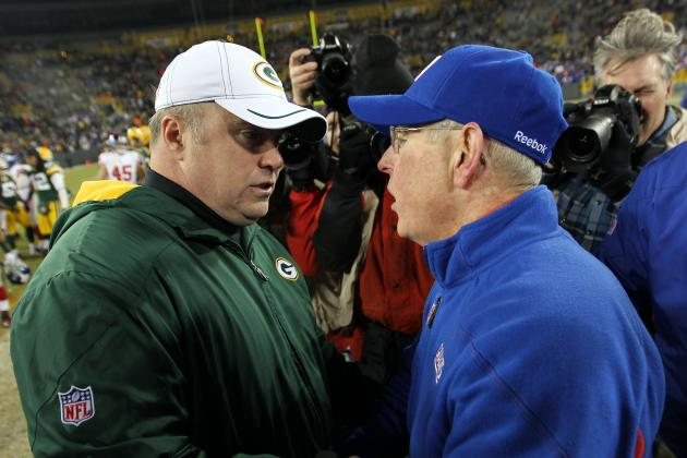 Green Bay Packers vs. New York Giants: Preview & Prediction