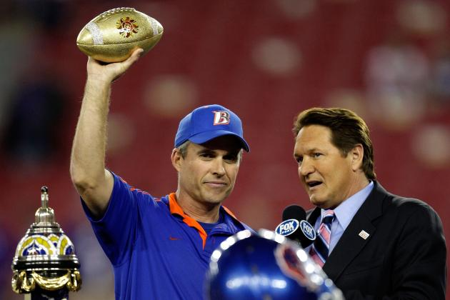 Boise State Football: Losing Chris Petersen Wouldn't Doom Broncos