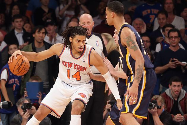 How NY Knicks' Chris Copeland Can Replace Amar'e Stoudemire Long-Term