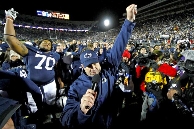 Wisconsin vs. Penn State: Don't Write Eulogy for Nittany Lions Football Just Yet