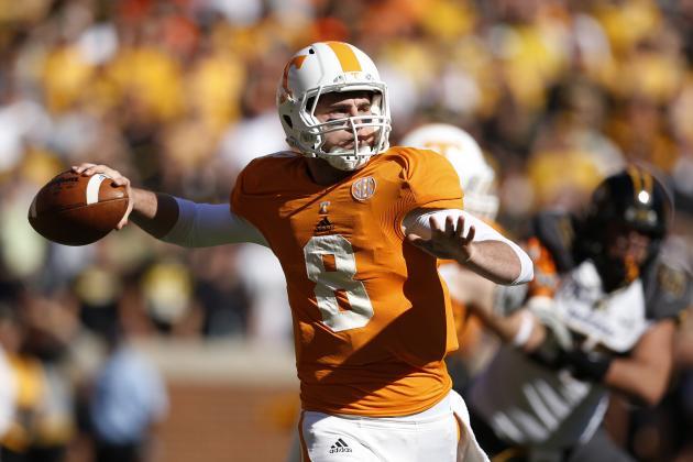 Tennessee Vols' Junior Trio on Hold on NFL