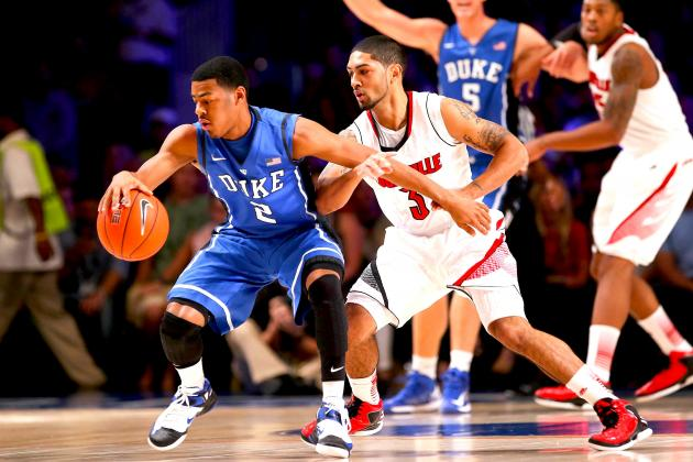 Duke Beats Louisville in Battle 4 Atlantis Final