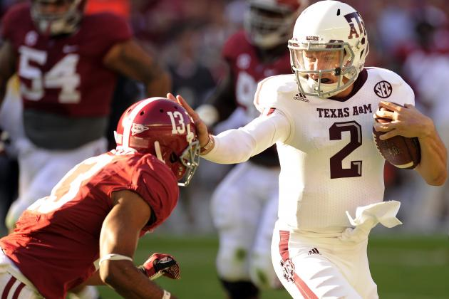 Johnny Manziel: Why Freshman QB Is a Lock for 2012 Heisman Trophy
