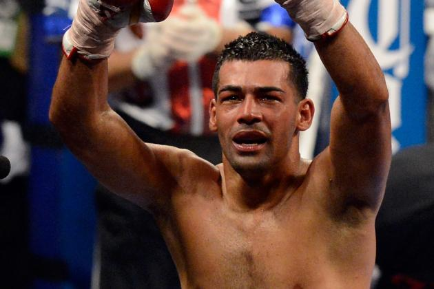 Carlos Quintana Retires After TKO Loss to Thurman