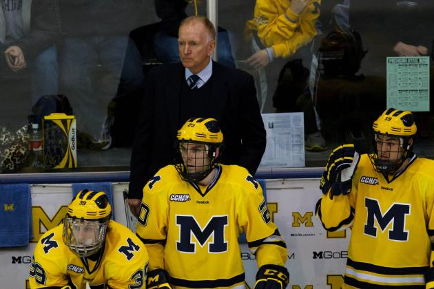 College Hockey: Michigan's Struggles Continue in 5-1 Loss to Cornell at MSG