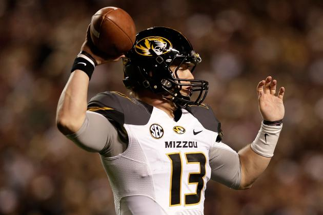 Johnny Manziel Shines as Texas A&M Rolls over Mizzou