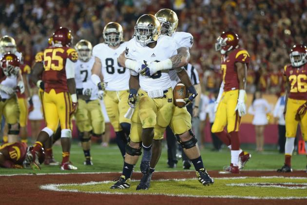 BCS Standings 2012: Predicting the Top 25 After Week 13