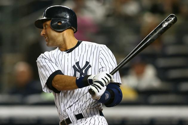 Derek Jeter Breaking Pete Rose's All-Time Hit Record: Inevitable?