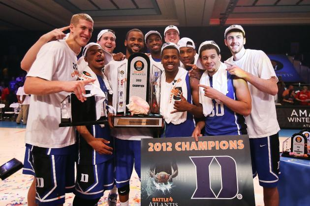 Battle 4 Atlantis 2012: Biggest Surprises from College Basketball's Top Tourney