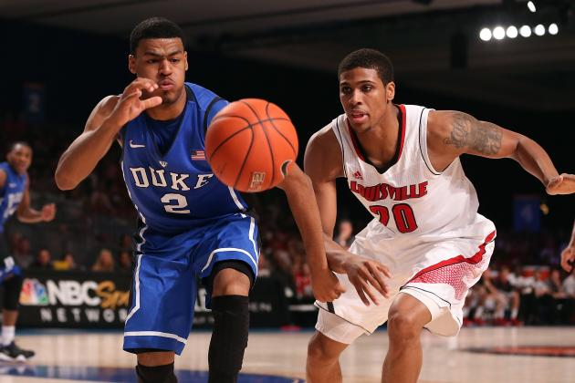 Duke vs. Louisville: Twitter Reaction, Postgame Recap and Analysis