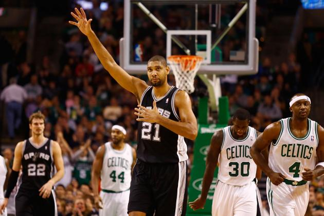 Tim Duncan's All-Star Resurgence Puts 5th Ring Within Reach