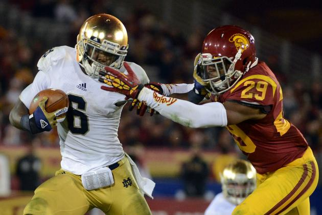 Notre Dame Football: Why Theo Riddick Is More Valuable to Irish Than Manti Te'o