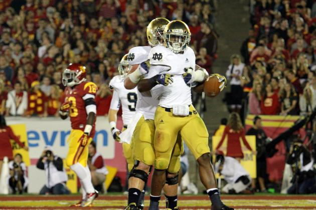 Notre Dame Can Hang with Anybody in BCS Championship Game