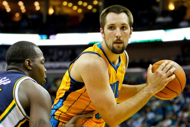 Ryan Anderson Is New Orleans Hornets' Best Big Man...For Now