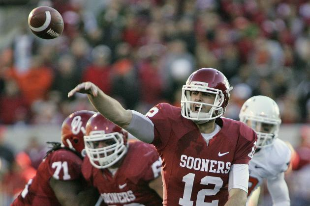 College Football Rankings 2012: Teams Vaulting Up Rankings After Rivalry Week