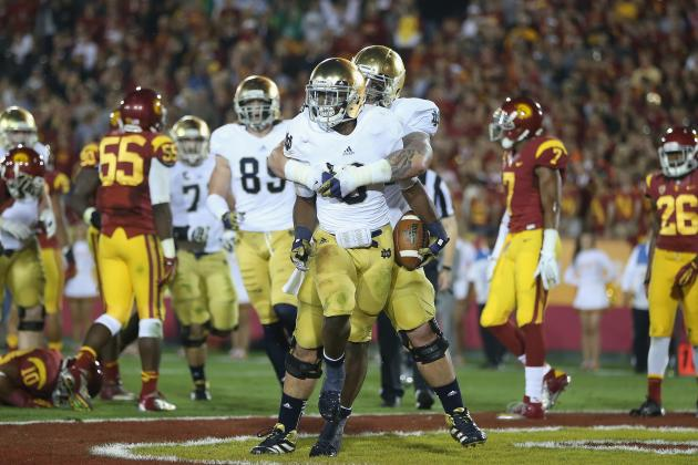 BCS Rankings: Predictions for Top 25 Following Rivalry Week