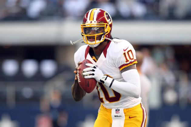 Washington Redskins 2012: RGIII Senses 'Something Is Building'