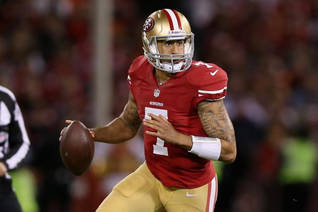 San Francisco 49ers' Colin Kaepernick Will Be the Next Great NFL Quarterback