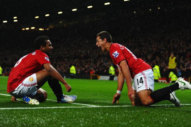Manchester United 3 QPR 1: How Sir Alex Ferguson's Men Rated