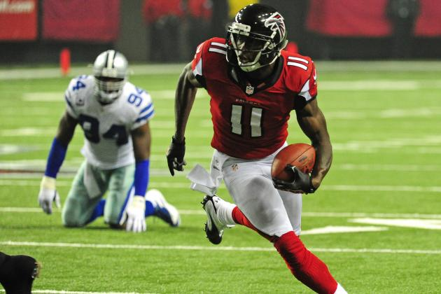 Fantasy Football Sunday Morning Start 'Em or Sit 'Em Week 12: Julio Jones & More