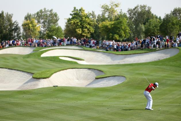 DP World Tour Championship 2012: Day 4 Leaderboard Analysis, Highlights and More